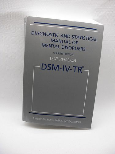 diagnostic and statistical manual of mental disorders autism