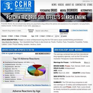 cchr-psych-drug-dangers-database