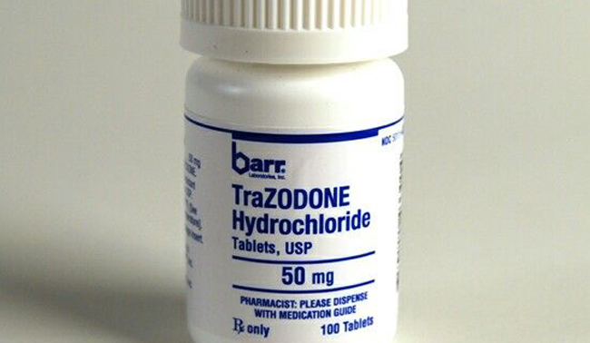 Trazodone Medication Side Effects
