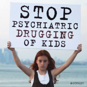 Stop Psychiatric Drugging Of Kids