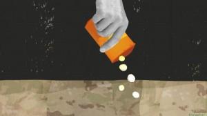 military-drugs