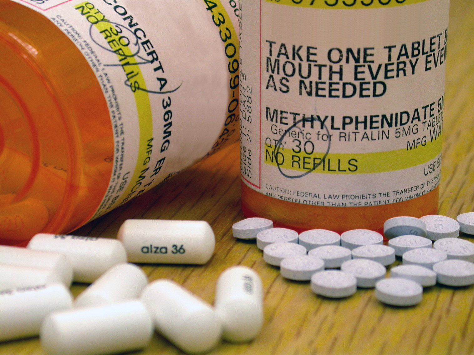 Major Study Reveals ADHD Drugs Have Never Been Proven Safe