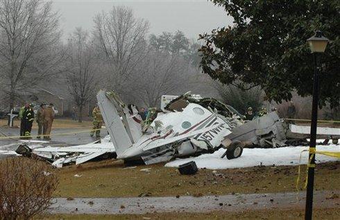 NC Plane Crash